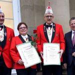 Auszeichnung BDK-Orden für den FFC Gerlingen