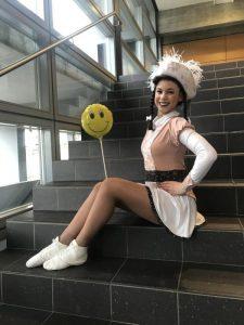 Tanzturnier in Lauda 2020 mit Solistin Sophie