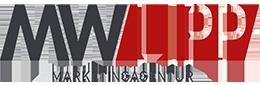 Logo Marketingwelt-Lipp aus Herrenberg Werbeagentur Angebote und Bewerbercoaching